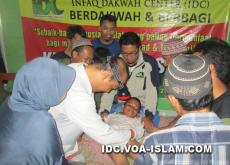 Khitanan Massal di Pesantren Miftahul Huda Ciasem Subang Jawa Barat